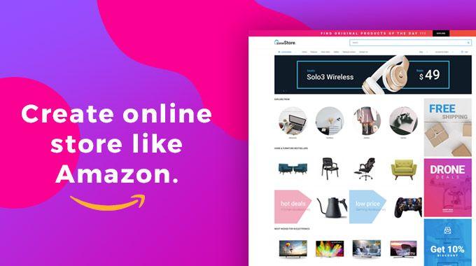 Amazon Website Images