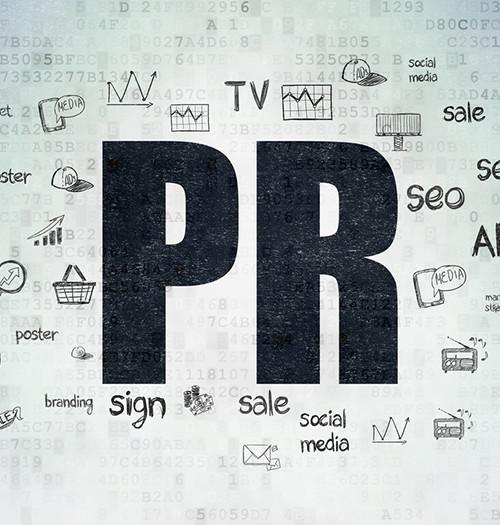 source for pr marketing