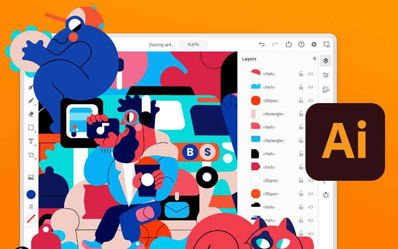 image  for illustrator graphic design