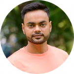 """Mayank Singh""""They made my ecommerce store logo. I loved the logo. Wanted to take all the designs but sadly, can use only one logo. Their design team responsiveness is great. Would highly recommend to everyone."""""""